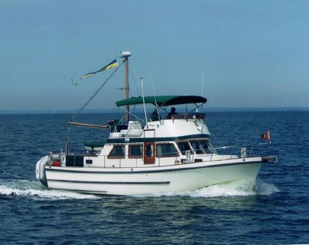 1977 Cheoy Lee 40 Long Range Cruiser