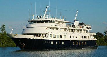1984 Custom Cruise Ship