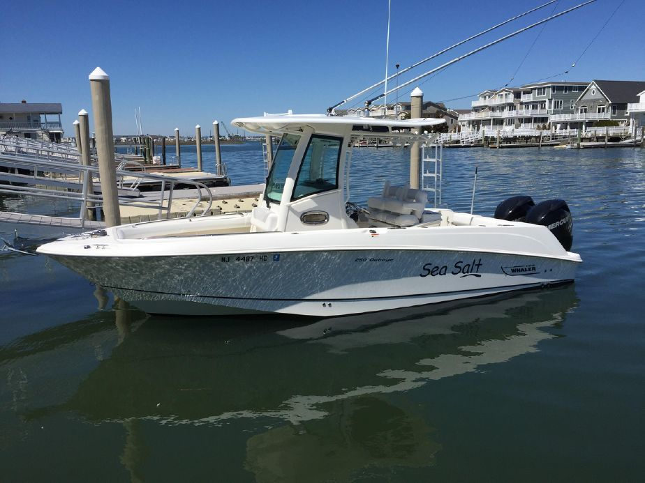 Used Boston Whaler 25 Outrage Fiberglass Prices - Page 2 - Waa2