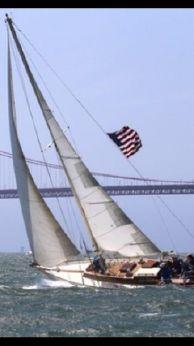 1962 Sparkman & Stephens Classic sloop