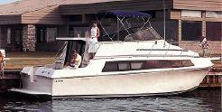 1990 Carver 32 Mariner