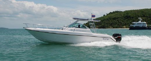 2015 Gulf Craft Silvercraft 31