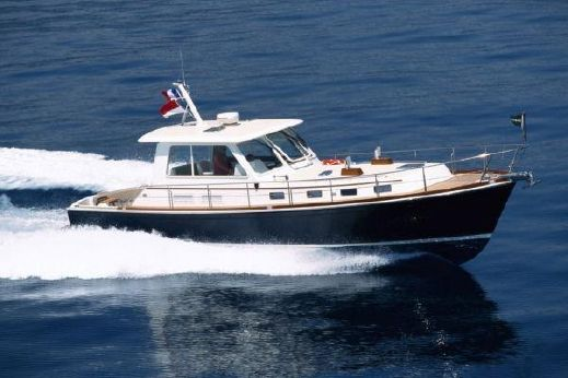 2005 Grand Banks 43 Eastbay HX
