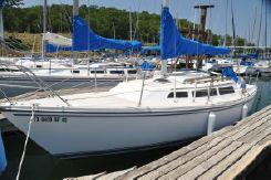 1985 Catalina 27 Tall Rig