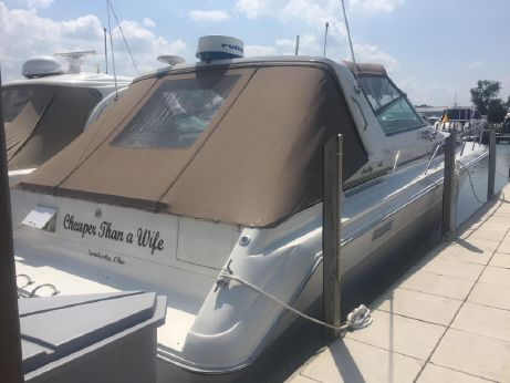 1991 Sea Ray 420 Sundancer