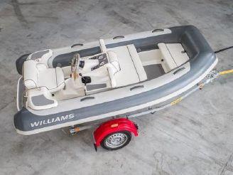 2012 Williams Jet Tenders 325