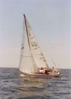 1970 Ohlson 38 Sloop