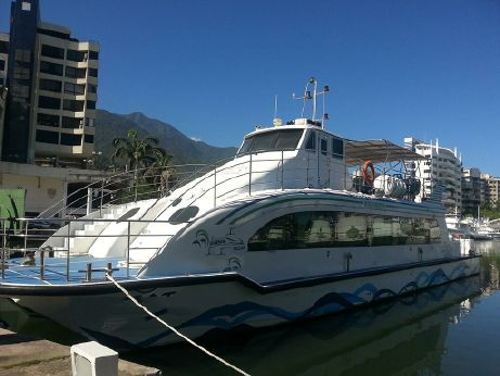 2011 Catamaran Passenger Power Cat