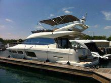 2013 Prestige 500 Flybridge