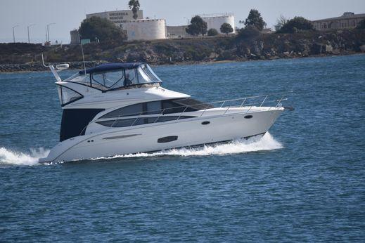 2010 Meridian 391 Sedan