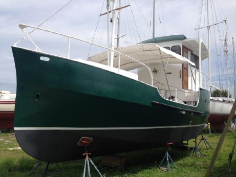 1993 Ocean Star Pilothouse Trawler