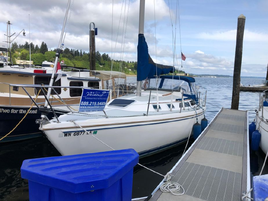 1988 Catalina 30 MkII Sail Boat For Sale - www yachtworld com