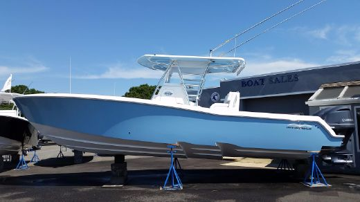 2017 Invincible 33 Open Fisherman