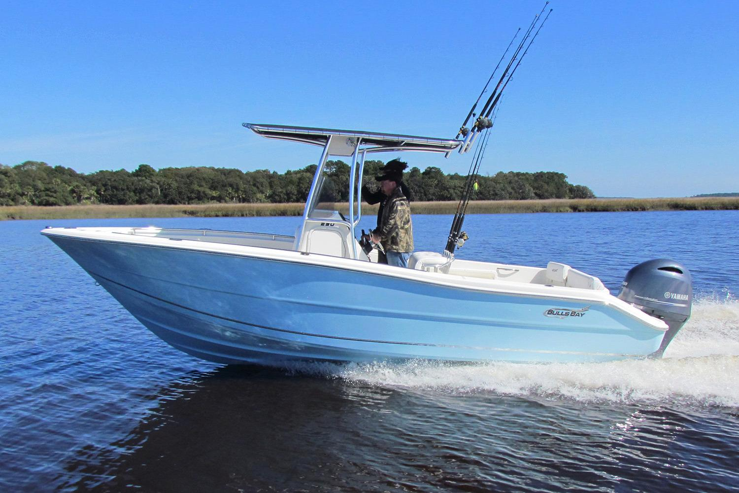2018 Bulls Bay 230 Center Console Power Boat For Sale