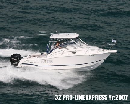 2007 Pro-Line 32 Express