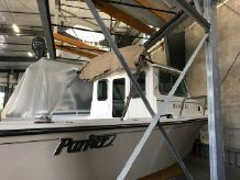 2017 Parker 2120 Sport Cabin