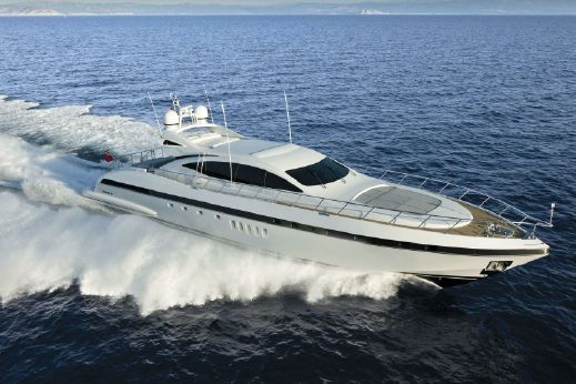 2016 Overmarine Group Mangusta 92