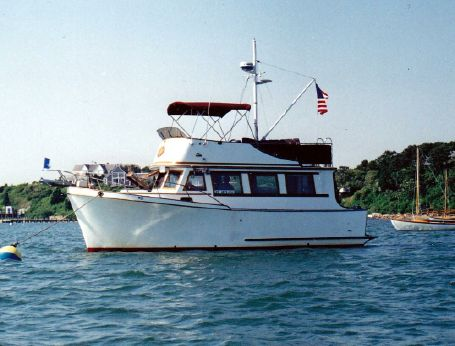 1979 Marine Trading 32 Trawler