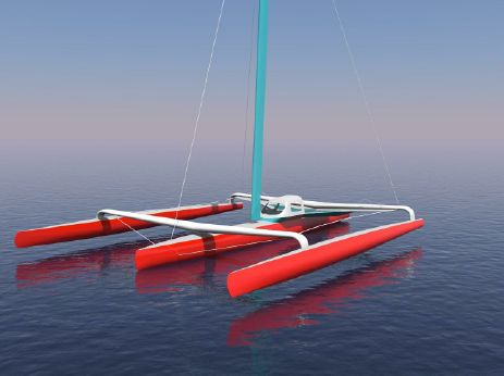 2010 Earl Edwards Trimaran