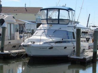 1987 Bayliner 3416 Sportfish