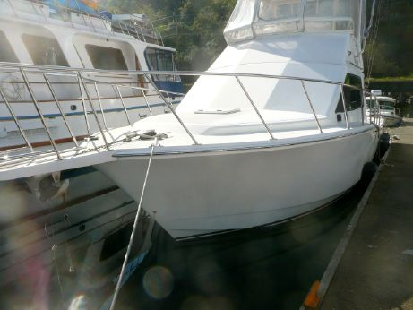 2001 Cabo 35 Flybridge Sportfisher