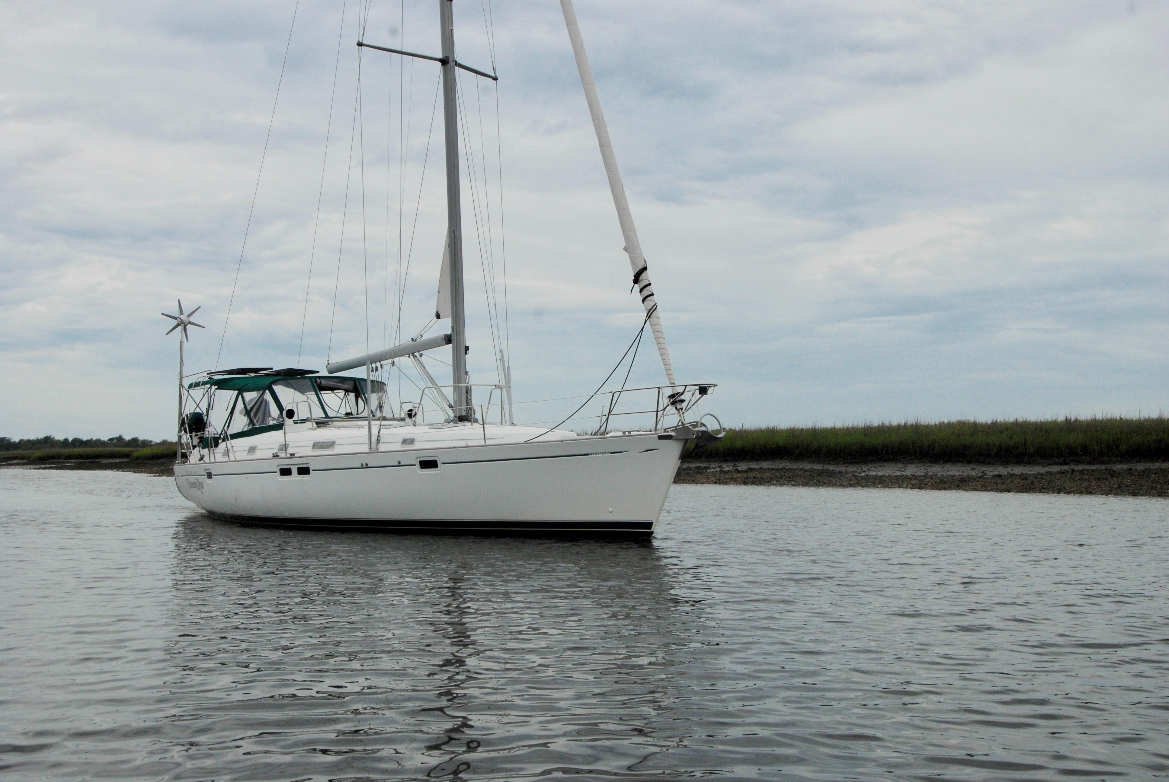 2000 beneteau 461 sail boat for sale www yachtworld com rh yachtworld com Beneteau Sailboats Review 40 Beneteau Sailboats