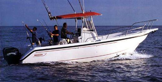1999 Boston Whaler 26 Outrage