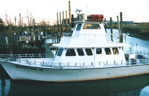 2001 Chesapeake Bay Boats, Inc. Passenger Vessel