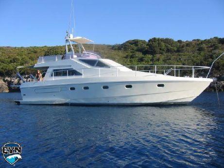 1988 Ferretti Yachts 44S ALTURA