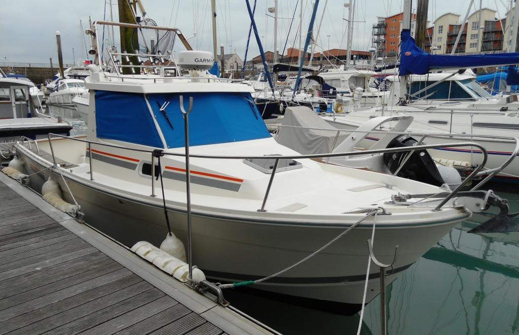 1991 Gib Sea 84 Power New And Used Boats For Sale Www