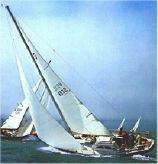 1972 Columbia Sloop