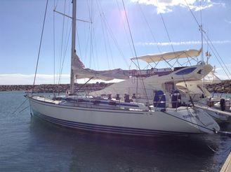 1991 X Yachts 512
