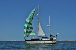 1981 Oyster 39 Sailing ketch