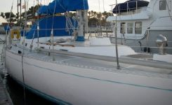 1985 Stevens Auxiliary Cutter