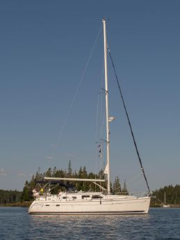 2006 Hunter 41 Deck Salon Sloop
