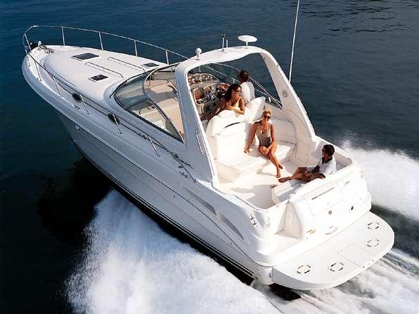 1999 Sea Ray 340 Sundancer Power Boat For Sale