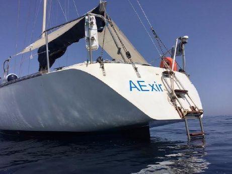 1983 X-Yachts 102