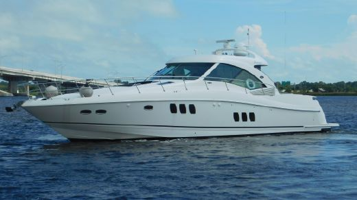 2007 Searay 60 Sundancer