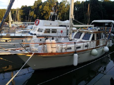 1988 Nauticat 36
