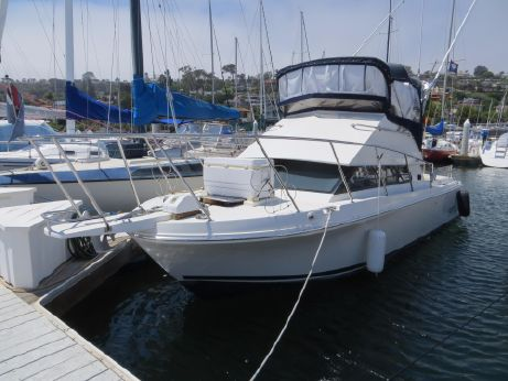 1995 Skipjack 262 Flying Bridge