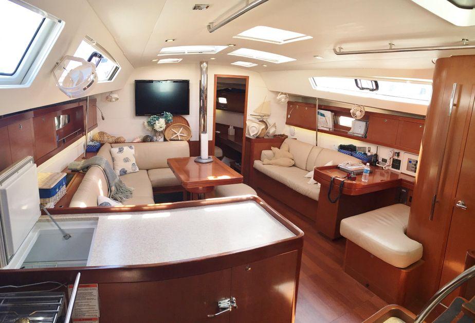 2011 Beneteau Oceanis 50 Sail Boat For Sale - www yachtworld com