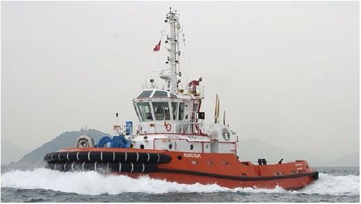 2015 New Build - Ramparts 3200 Cl Asd Tug