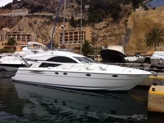 2002 Fairline Phantom 50