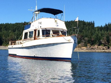 1972 Grand Banks 42 Classic