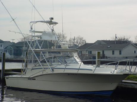 1989 Atlantic 34 Express