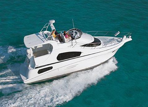 2017 Silverton 39 Motor Yacht