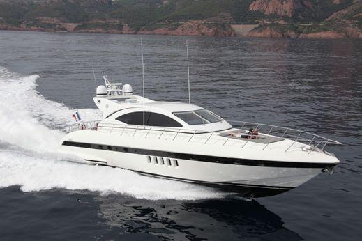 2004 Overmarine Mangusta 72'