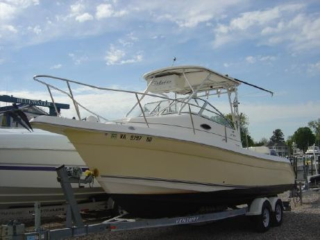 2004 Cobia 270 Walk-Around w/225 Yamahas