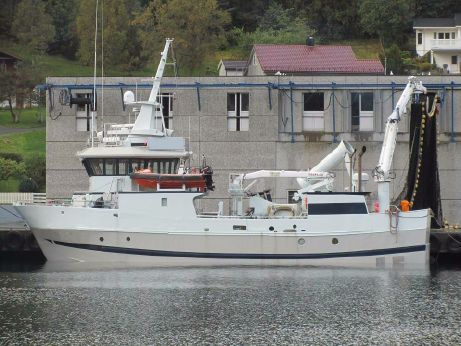 1988 Purse Seiner Fishing Vessel