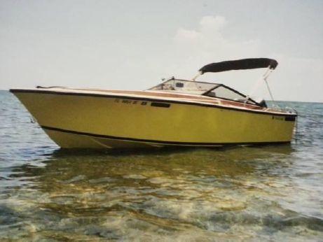 1979 Seacraft 23 Seavette